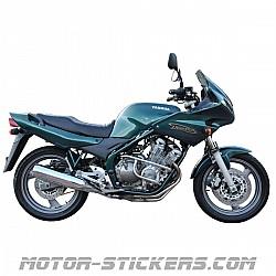 Yamaha XJ 600 S Diversion 96-2001
