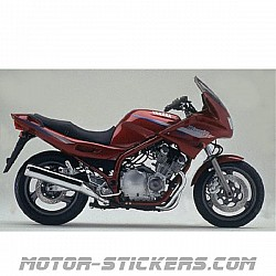 Yamaha XJ 900 S Diversion '95-1997