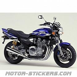 Yamaha XJR 1300 '99-2001