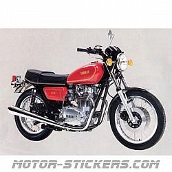 Yamaha XS 650 1979