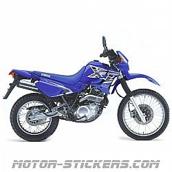 Yamaha XT 600 1995