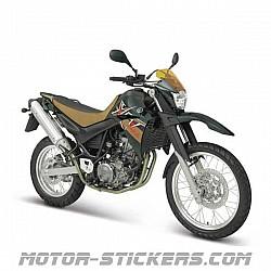Yamaha XT 660R 2007