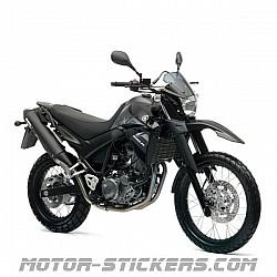 Yamaha XT 660R 2008