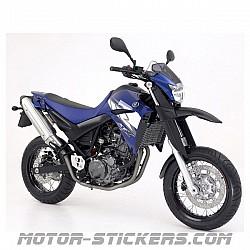 Yamaha XT 660X '04-2005