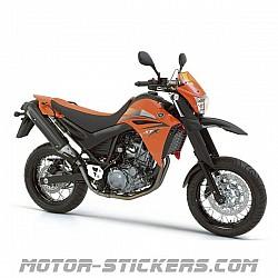 Yamaha XT 660X 2006