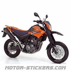Yamaha XT 660X 2007