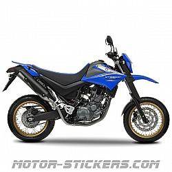 Yamaha XT 660X '09-2010