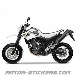 Yamaha XT 660X 2011