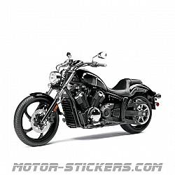 Yamaha XVS 1300 Stryker 2013