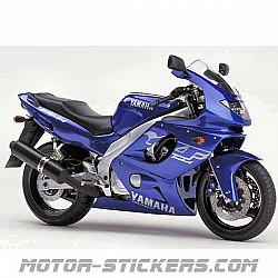 Yamaha YZF 600R Thundercat '98-2001
