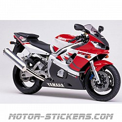 Yamaha YZF R6 2000