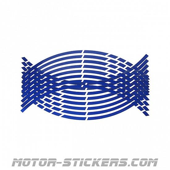 GP style Rim stripes