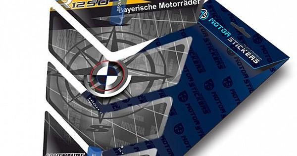Motorrad Aufkleber Tankpad for BMW R1250GS R1250 1250 GS Motorrad-Aufkleber-Abziehbilder K/örper Gas-Kraftstoff-/Öl-Schutz-ADV Abenteuer Sticker 2020 2019