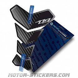 Tankpad Yamaha MT09 Carbon