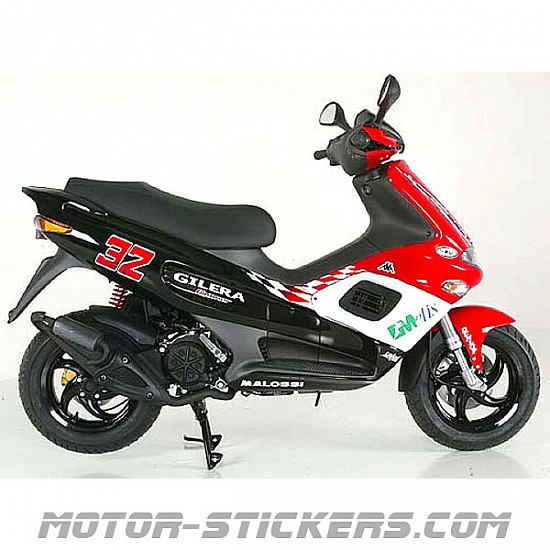 Gilera Runner 50 Racing Replica 04-2005