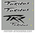 Peugeot TKR 50 Farious 08-2010