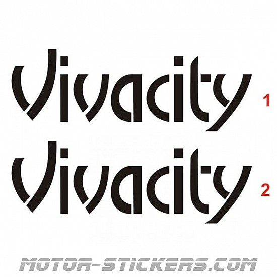 Peugeot Vivacity 99-2008->
