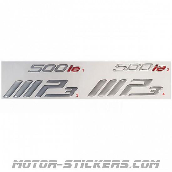 Piaggio 500 ie MP3 2009