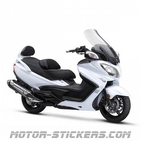 Suzuki Burgman 650 2007