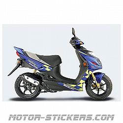 Suzuki R50 Katana