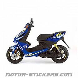 Yamaha Aerox 50 Rossi 2005