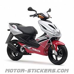 Yamaha Aerox 50 2009