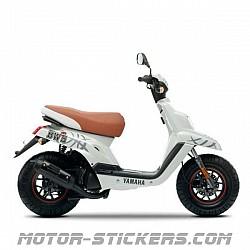 Yamaha BWS 50 2009